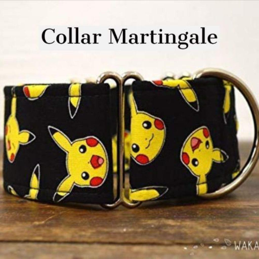 collar martingale pikachu mood