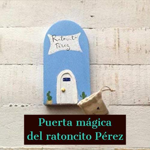 puerta magica del ratoncito perez