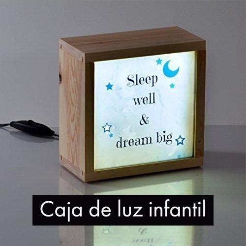 caja de luz infantil