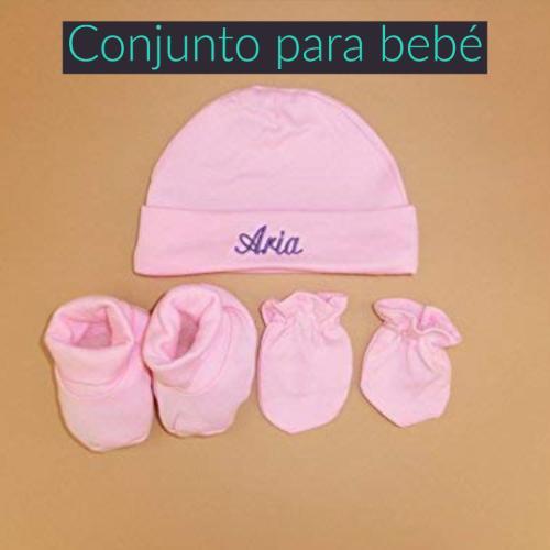 conjunto para bebé