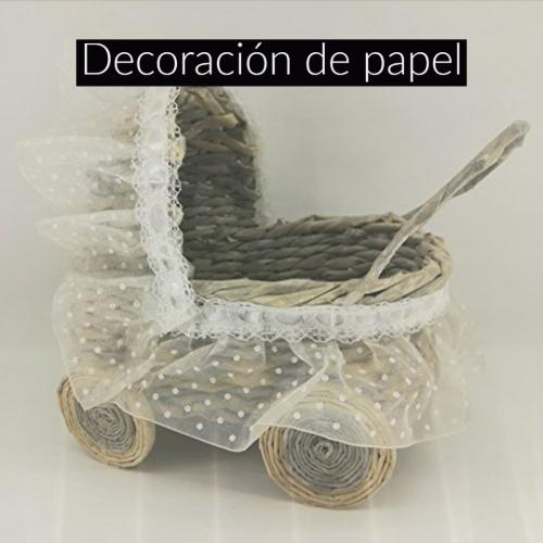 decoración de papel
