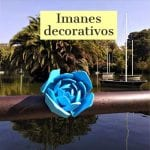 imanes decorativos