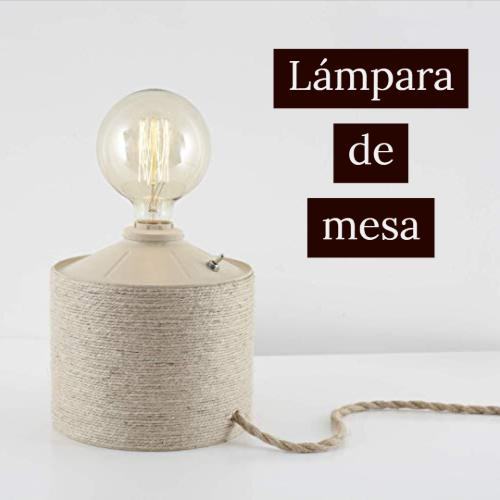 lamparas recicladas
