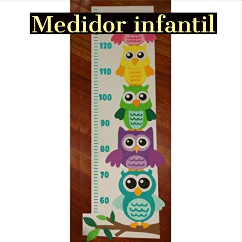 medidor infantil pared