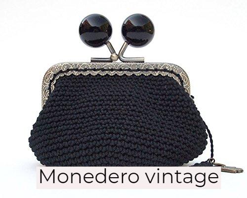 monedero vintage