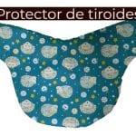 protector de tiroides