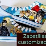 zapatillas customizadas