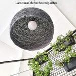Lámparas de techo colgantes nórdicas