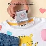 Marcador ropa para niños exclusivo